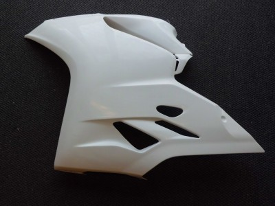 Fianco carena SX Ducati 1199 Panigale vetroresina