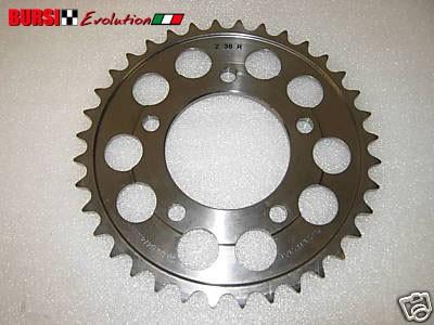 Corona Marchesini in titanio da 36 per Ducati, Honda, Suzuki, Kawasaki