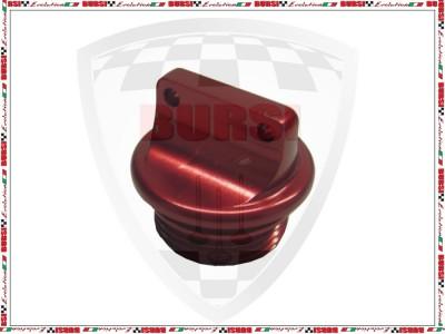 Tappo olio Ergal Rosso