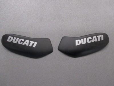 Cover protezioni carbonio serbatoio Ducati panigale V4