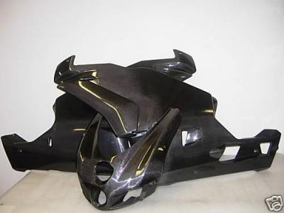 SU ORDINAZIONE . Kit carene in carbonio Ducati 749 / 999 modello 2003 2004
