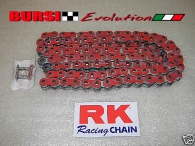 Catena RK  passo 520 MotoGP per Ducati, Honda, Yamaha, Suzuki