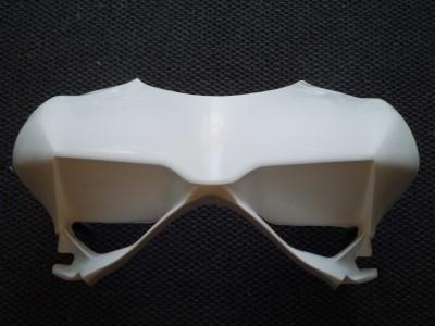 Cupolino pista Ducati 899 / 1199 Panigale vetroresina
