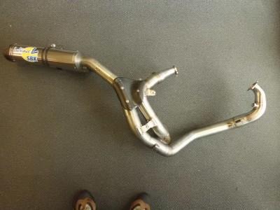 Scarico completo Leovince SBK Ducati 1098 R e 1198