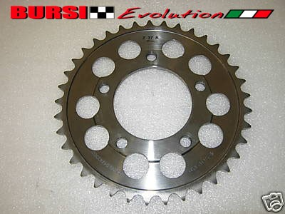 Corona Marchesini in titanio da 37 per Ducati, Honda, Suzuki, Kawasaki