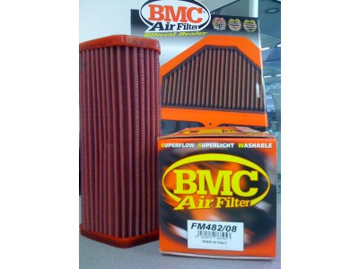 Filtro BMC Ducati - 848/1098/1198/StreetFighter/Diavel