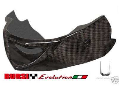 Puntale in carbonio per Yamaha FZ6