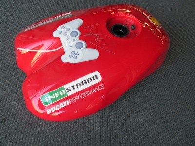 SERBATOIO BENZINA ORIGINALE DUCATI 998 BAYLISS FINAL EDITION