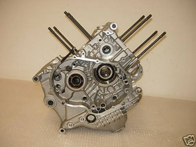 Carter motore fuso in terra usato per Ducati 1098 RS SBK