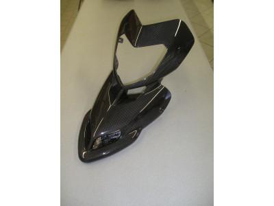 Becco in carbonio per Ducati Hypermotard 1100/796/evo