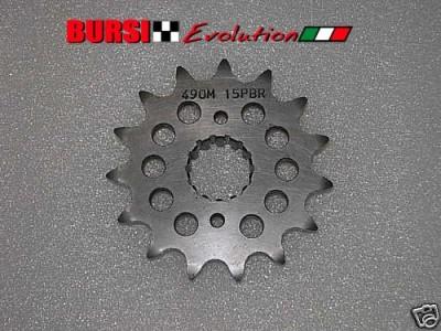 Pignone da 15 denti passo 520 per Ducati Monster / 748 / 916 / 996