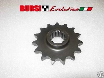Pignone da 15 denti passo 525 per Ducati Monster /  998 / 999 / 1098