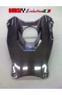 Cover blocco chiave in carbonio per Ducati Streetfighter